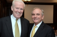 (L-R) Jack Connelly, President and Peter Scott, Senior Vice President of Government and Community Affairs